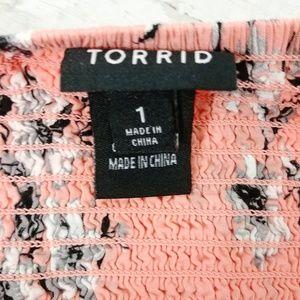 torrid Tops - 🍭2/$30🍭 Torrid Floral Top